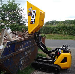 Mini digger Hire Epsom5