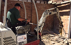 Mini digger hire Guildford